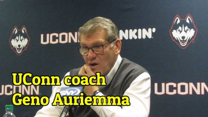 UConn coach Auriemma: Looking back at UConn-Tennessee rivalry
