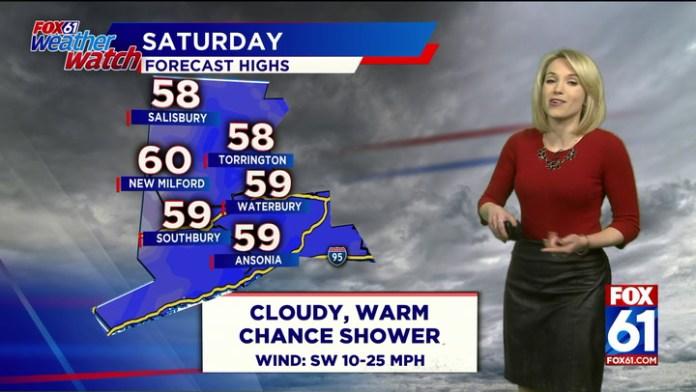 Heat returns for Sunday
