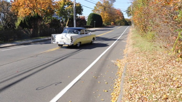 Bob Dube of Oakville, Conn. has owned a three-tone 1956 Dodge Coronet for roughly 18 years, after patiently waiting 30 years to buy it from a friend. He's slowly rehabbing the four-door model and hopes to have the job done by year's end. He shares it in My Ride.