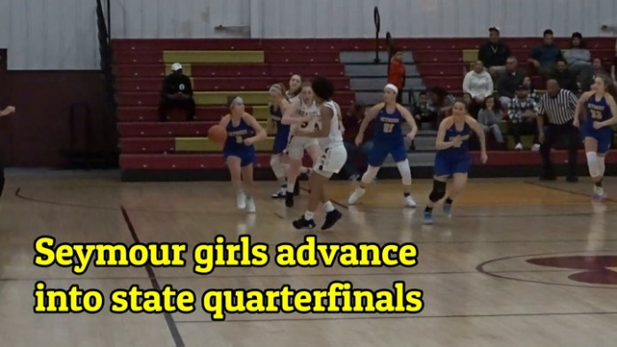 Seymour girls hoop highlights