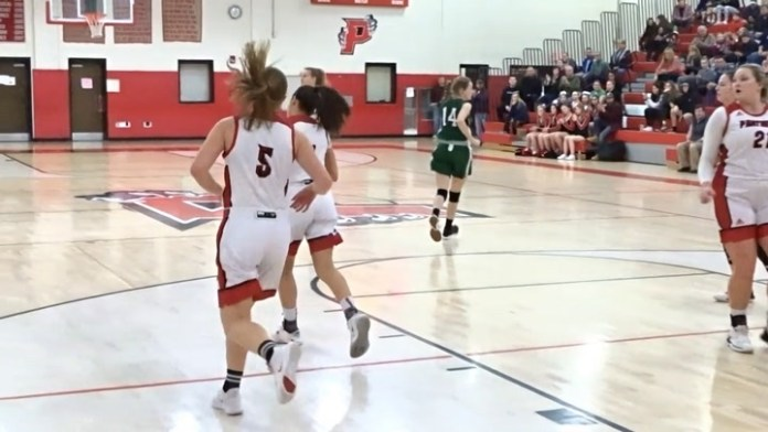 Panthers use early run to cruise past New Milford.