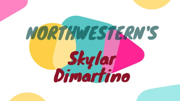 Senior shoutout: Northwestern's Skylar Dimartino