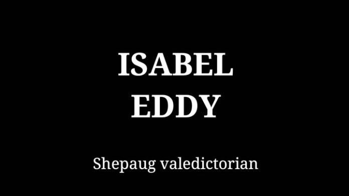 Shepaug's Isabel Eddy