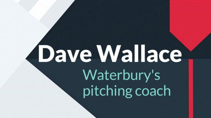 Wallace talks about his baseball heroes growing up in Waterbury