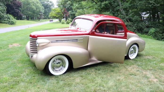 Tom Torp of Watertown, Conn. owns a 1937 Oldsmobile coupe that he's turned into a distinctive and deceptive hot rod. It may look like a classic but it's a modern machine. He shares it in My Ride.