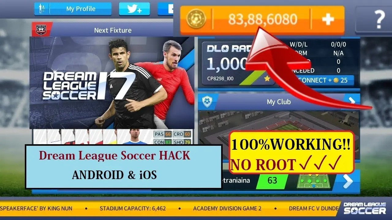 download dream league soccer 2018 unlimited money apk