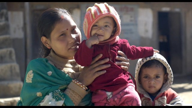 Nepal – Women take charge of family planning
