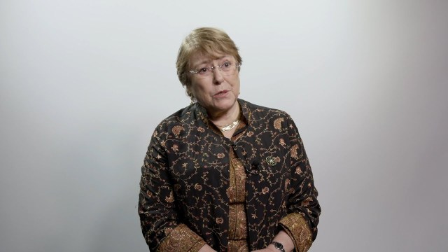 Priorities of the Human Rights Chief – Michelle Bachelet on her new role