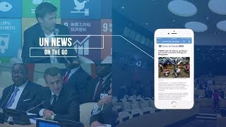 United Nations – News on the Go