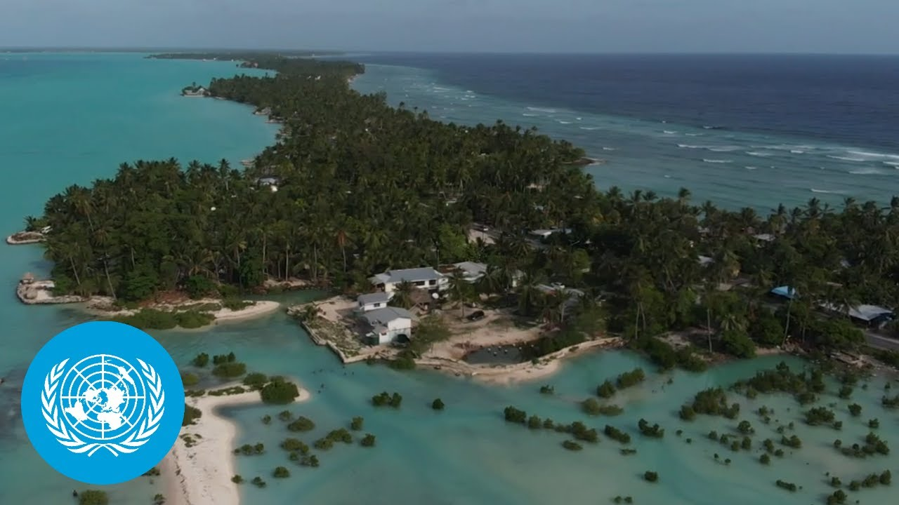 Kiribati: Battling for Survival (Rising Sea Levels)