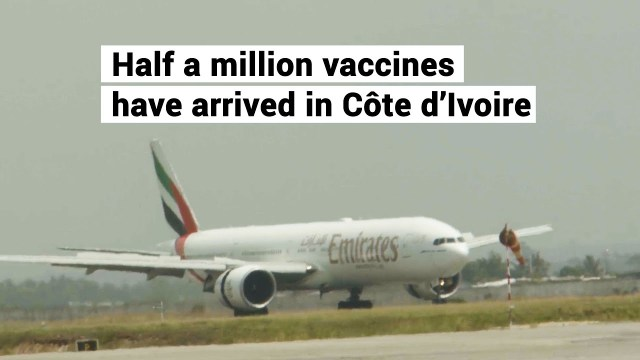 COVID-19 Vaccine – Côte d'Ivoire first African country to vaccinate with COVAX