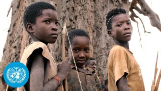 Hadzabe Tribe: 40,000 year-old hunter-gatherer tribe gains land rights in Tanzania