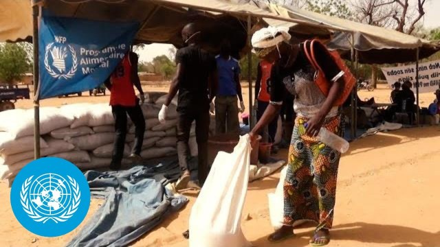 Burkina Faso: Tackling Food Insecurity during COVID-19