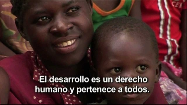 Right to development (Spanish)
