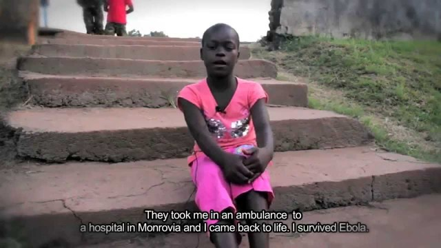 The Survivors: A Journey from Ebola and Back