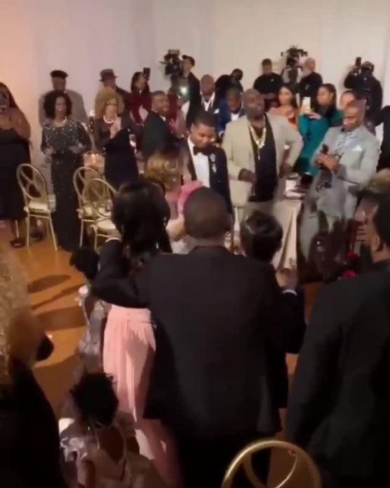 Juelz Santana & Kimbella Wedding Video (2)