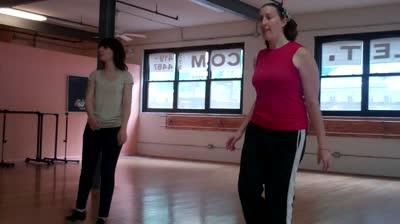 tapdance twins