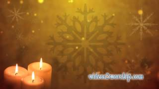 Christmas Advent: Three Candles