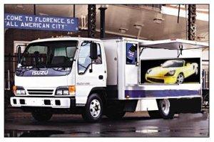 Mobile Advertising Trucks & Trailers - Billboard and Video