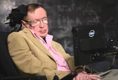 Featured Vid #45 – John Oliver's Stephen Hawking Interview