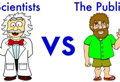 Featured Vid #169 – Global Issues: Scientists vs. Public Opinion