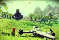 Featured Vid #211 – No Man's Sky Gameplay Trailer