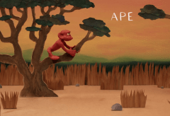 Featured Vid #217 – Ape