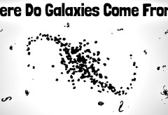 Featured Vid #386 – Where Do Galaxies Come From?