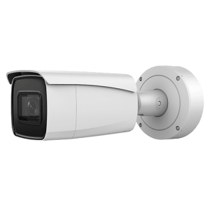 "Telecamera IP 8Mpx Ultra Low Light - 1/1.8"" Progressive Scan CMOS - Compressione H.265+ / H.265 - Lente motorizzata Varifocale 2.8~12 mm AF - WDR | Allarmi - Interface WEB"