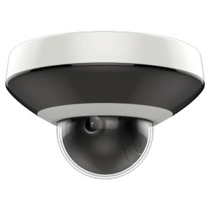 "Telecamera IP PT 4 Megapixel - 1/3"" Progressive Scan CMOS - Compressione H.265+ | WDR(120dB) - Lente fissa 2.8 | PAN & TILT - Audio | Allarme | Slot MicroSD | POE - WEB"