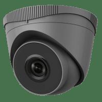 """Telecamera Turret IP 2 Megapixel - 1/2.8"""" Progressive Scan CMOS - Compressione H.265 - Lente 2.8 mm - Immagine a colori in condizioni di scarsa illuminazione - IP67"""