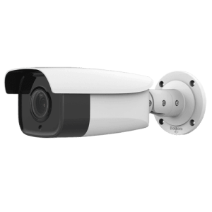 "Telecamera Bullet IP 4 Megapixel - 1/2.5"" Progressive Scan CMOS - Compressione H.265+ / H.265 - Lente motorizzata 2.8~12 mm Autofocus - Matrix IR Portata 50 m - IP67 | WDR | Audio | Allarmi"