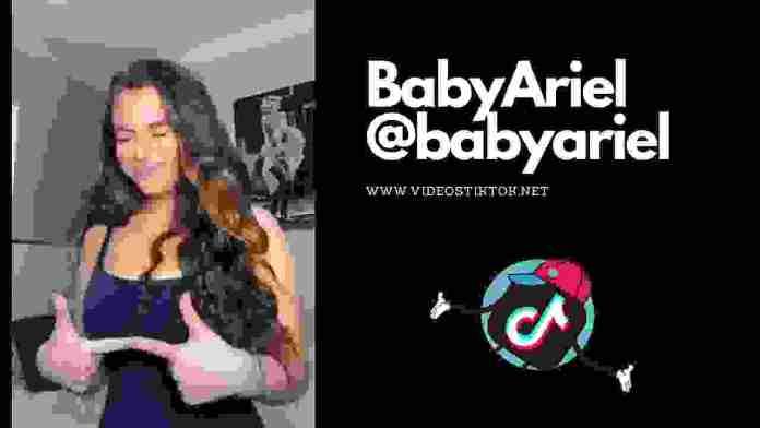 Tiktokera Baby Ariel