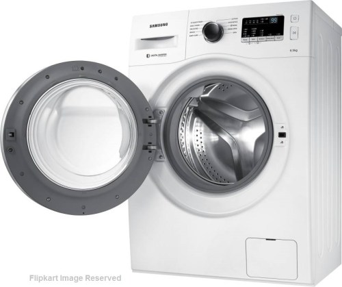 Samsung-6-5-kg-Fully-Automatic-Front-Loading-Washing-Machine-(WW65M206L0W-TL-White)