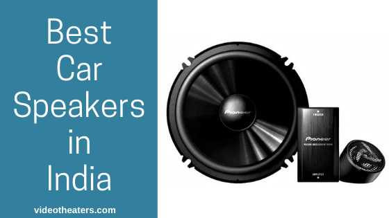 Best Car Speakers in India