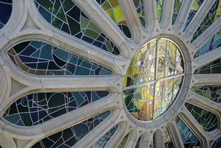 Monumente de arhitectura – Sagrada Familia