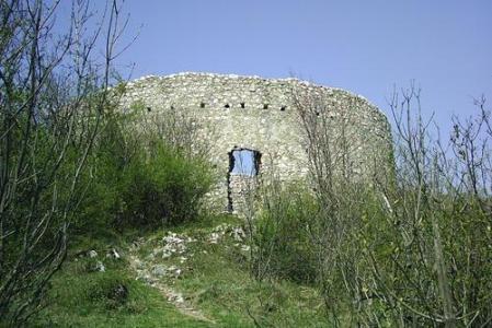 Turnul de pază Crivadia (Hateg)