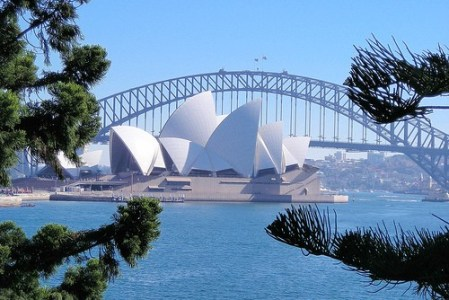 Monumente de arhitectura – Opera din Sydney