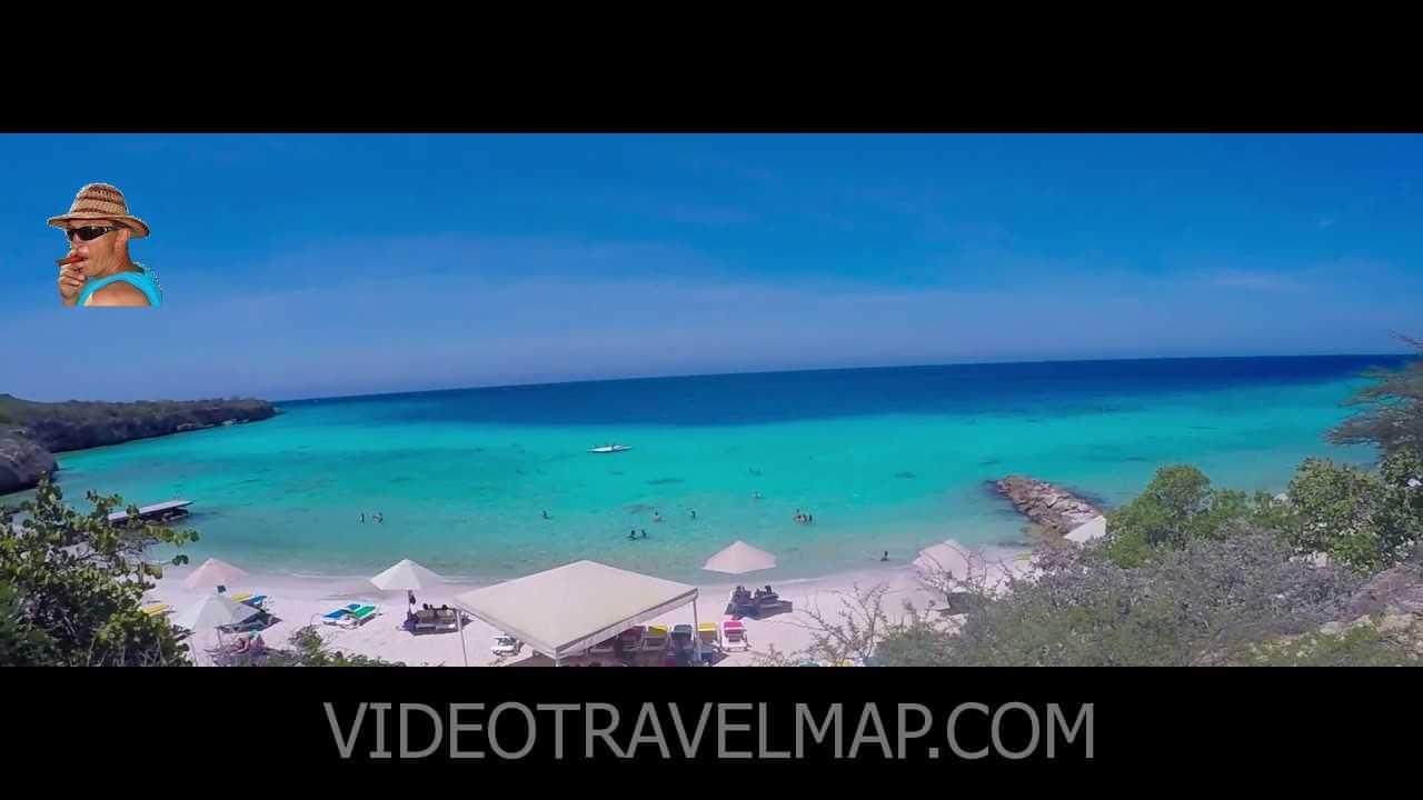 Plaże Curacao - Porto Mari