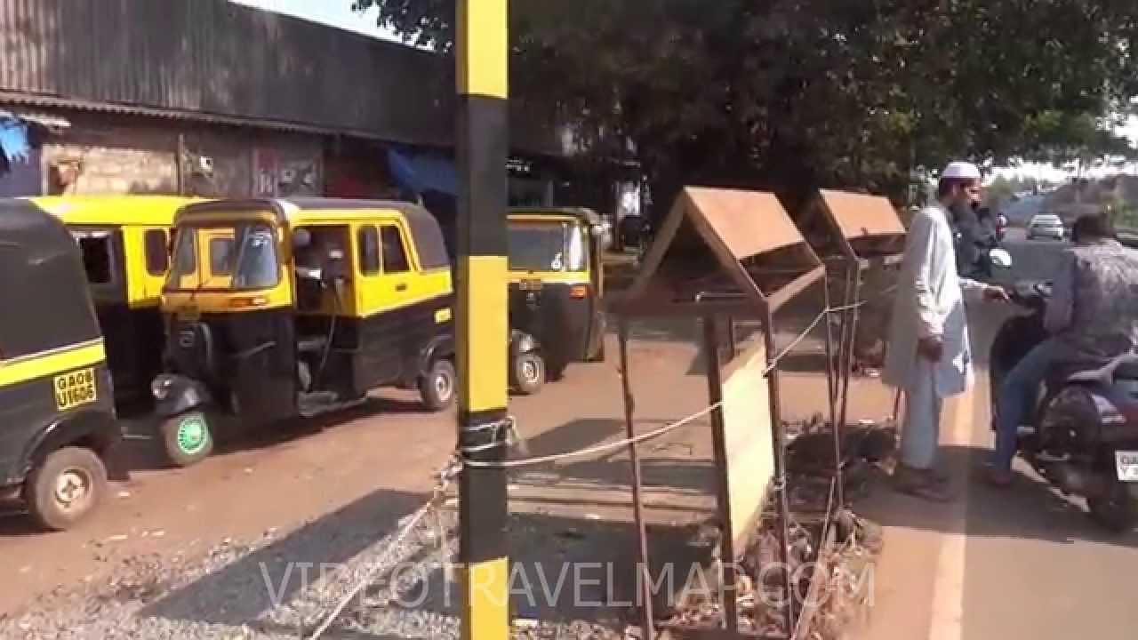 Miasto Margao na Goa