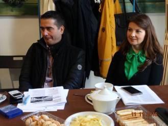 Dezbatere despre independența presei locale Timisoara 7