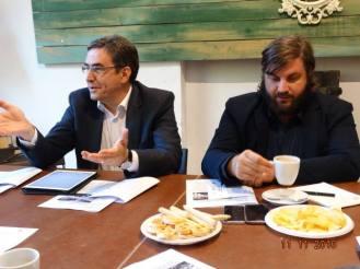Dezbatere despre independența presei locale Timisoara 4