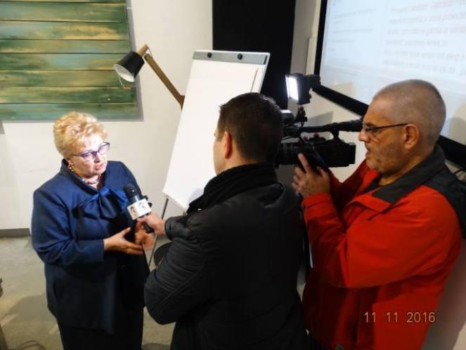 Dezbatere despre independența presei locale Timisoara 1
