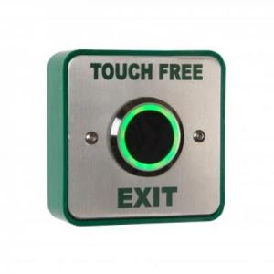 EBNT/TF-1 Stainless Steel Touch Free Exit Button