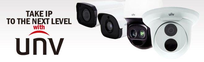 UNV IP CCTV
