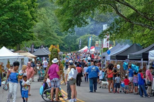 Peachtree Corners Festival 2017