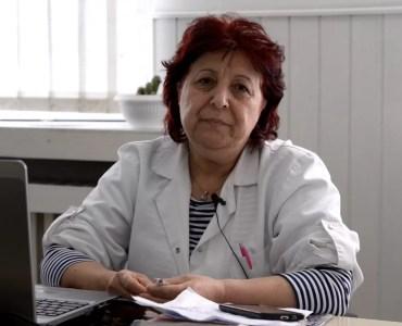 Доктор Лилјана Тричковска