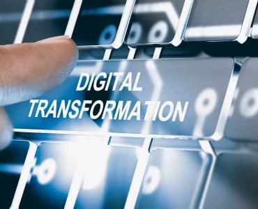 Дигиталната трансформација