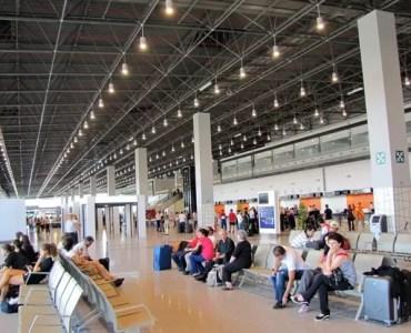 Патници аеродром