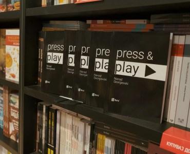 """""""Press and Play"""" на Ненад Георгиевски"""